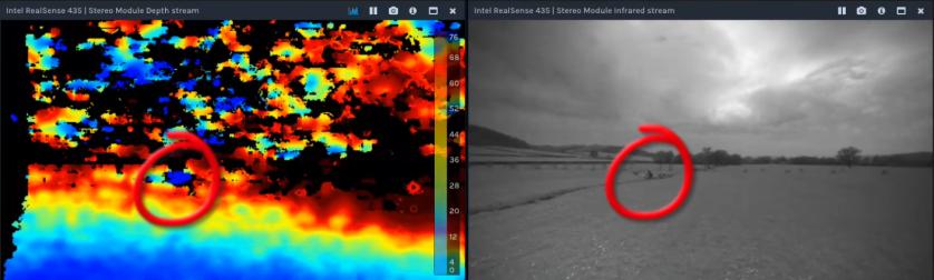 First Flight: Intel RealSense D435 Depth Camera on Jetson TX2 – Mike